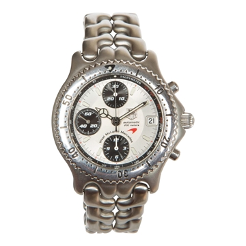 TAG Heuer SEL McLaren limited edition CG2113 vintage mens watch
