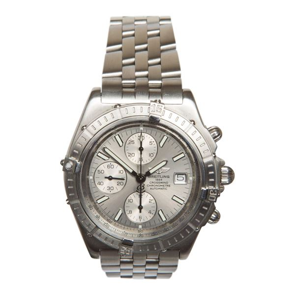 Breitling Chronomat stainless steel automatic A13355 men's vintage watch