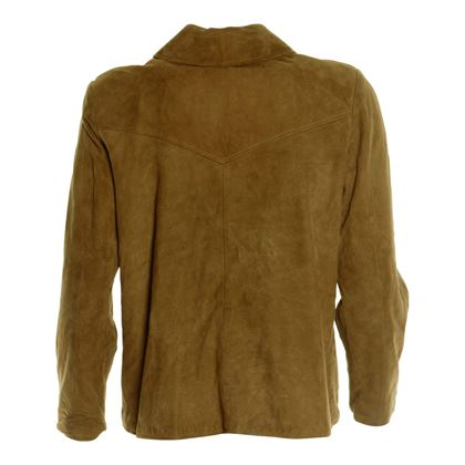 Henry's of Wichita 1960s Suede Sports Brown Vintage Jacket