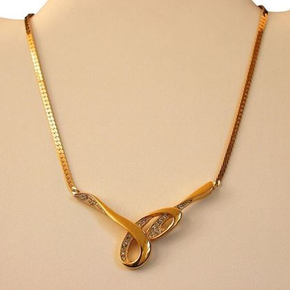 Givenchy 1980s G vintage Necklace