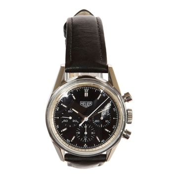 TAG Heuer Carrera Chrono 238 1990's re edition manual wind men's vintage watch