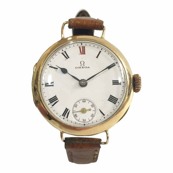 Omega classic mid-size women's vintage watch