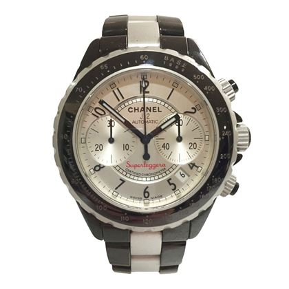 Chanel J12 Superleggera chronograph H1624 mens vintage watch