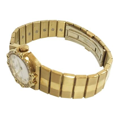Chopard St. Moritz yellow gold 25/3928 ladies vintage watch