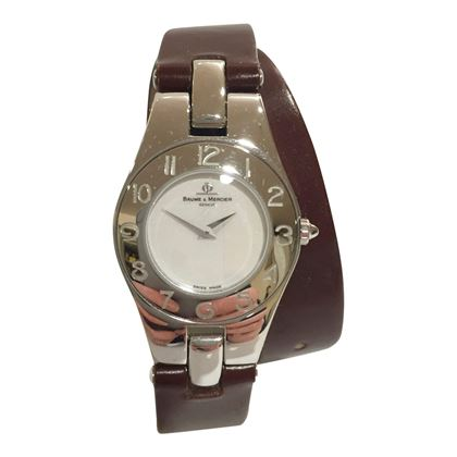 Baume & Mercier Linea stainless steel 65305 vintage women's watch