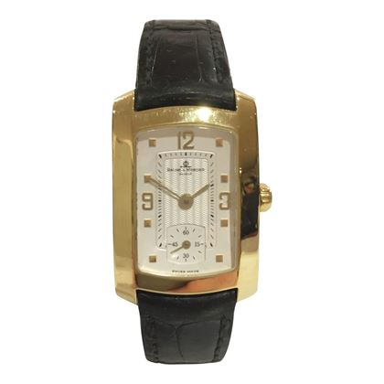Baume & Mercier Hampton Milleis MV045229 18 carat gold ladies vintage watch