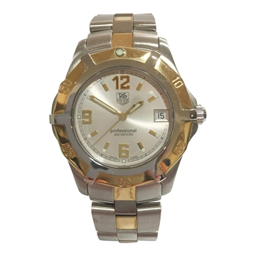 TAG Heuer Professional WN1153 mens vintage watch