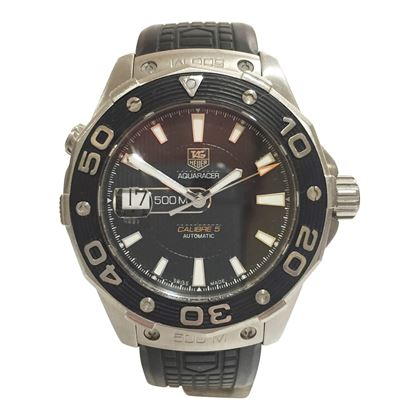 TAG Heuer Aquaracer 500M Calibre 5 EET1106 mens vintage watch