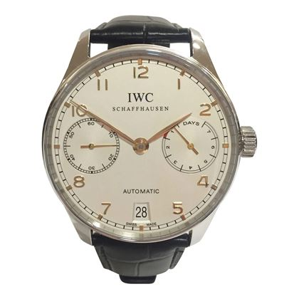 IWC Schaffhausen Probus Scafusia 7 Days Power Reserve