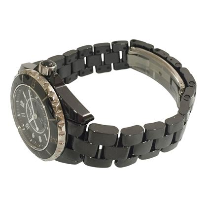Chanel J12 black H0860 unisex vintage watch
