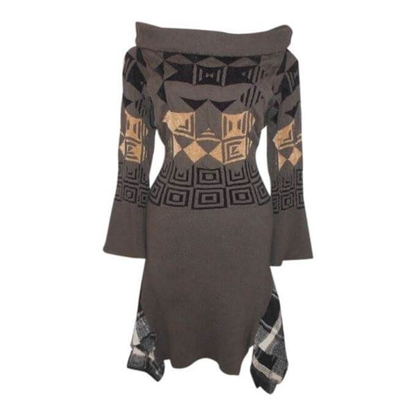 Vivienne Westwood Gold Label Knitted vintage Dress