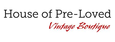 Picture for vendor HOUSE OF PRE-LOVED