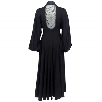 Jean Varon 1973 vintage Cobweb Dress