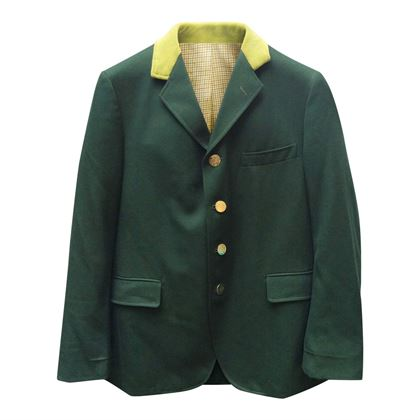 Vintage wool Hunting green Jacket