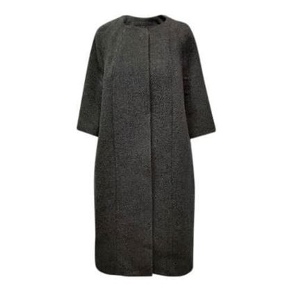 Le Petite S***** Charcoal Grey vintage coat