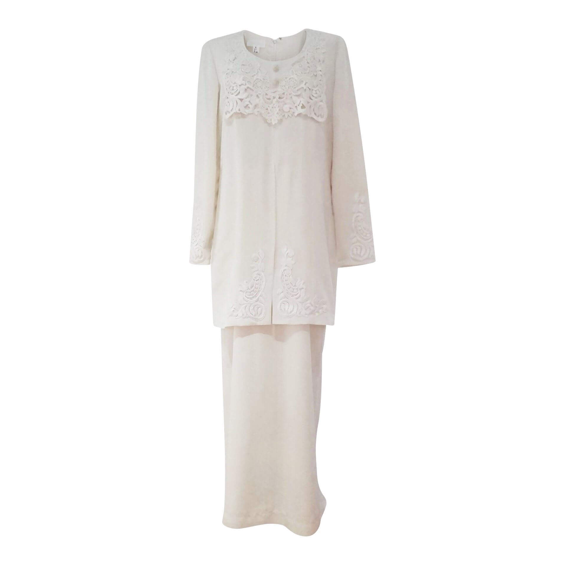 Vintage Wedding Dresses Under 1000: 1970's Lyn Lundie Wedding Dress