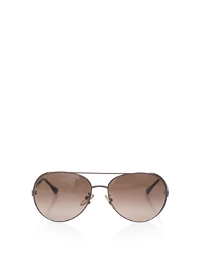 Fendi Metal Frame Aviator Vintage Sunglasses