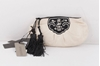 Ermanno Scervino Leather White Vintage Clutch Bag