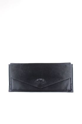 Christian Dior 1960's silk evening style vintage clutch bag