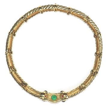 Vintage Jewels of India Necklace by Ciner