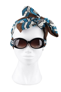 Alain Mikli Imany Collection limited edition black womens sunglasses