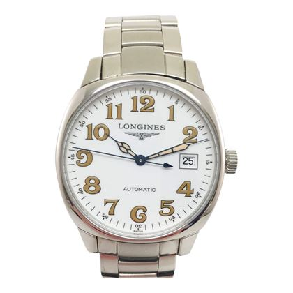 Longines Spirit L2 6994 stainless steel vintage mens watch