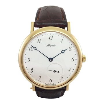 Breguet Classic Ref. 5140 BA/29/9W6 yellow gold vintage mens watch