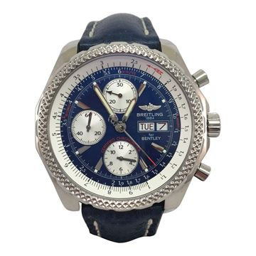 Breitling for Bentley special edition A13362 vintage mens watch