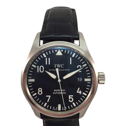 IWC Schaffhausen Fliegeruhr Mark XVI IW3255 vintage mens watch