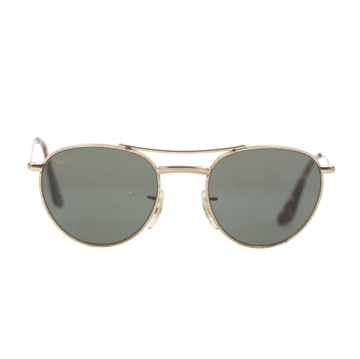 Ray-Ban B&L Gold Metal Vintage Sunglasses