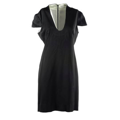 Alexander McQueen Black Vintage dress