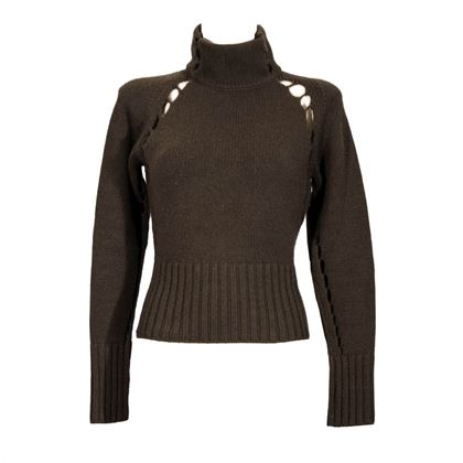 Yves Saint Laurent Inlay sweater