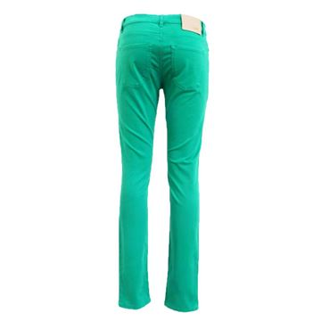 Emilio Pucci Jean Style Green Vintage Trousers