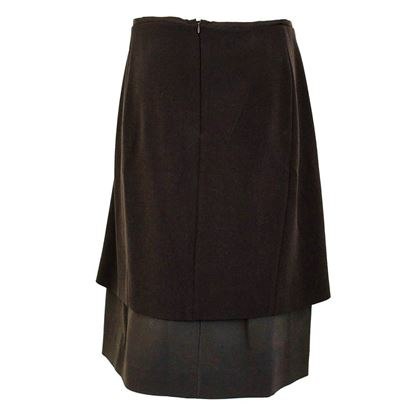 Marni Black skirt