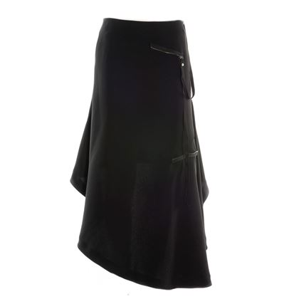 viktor-rolf-black-skirt