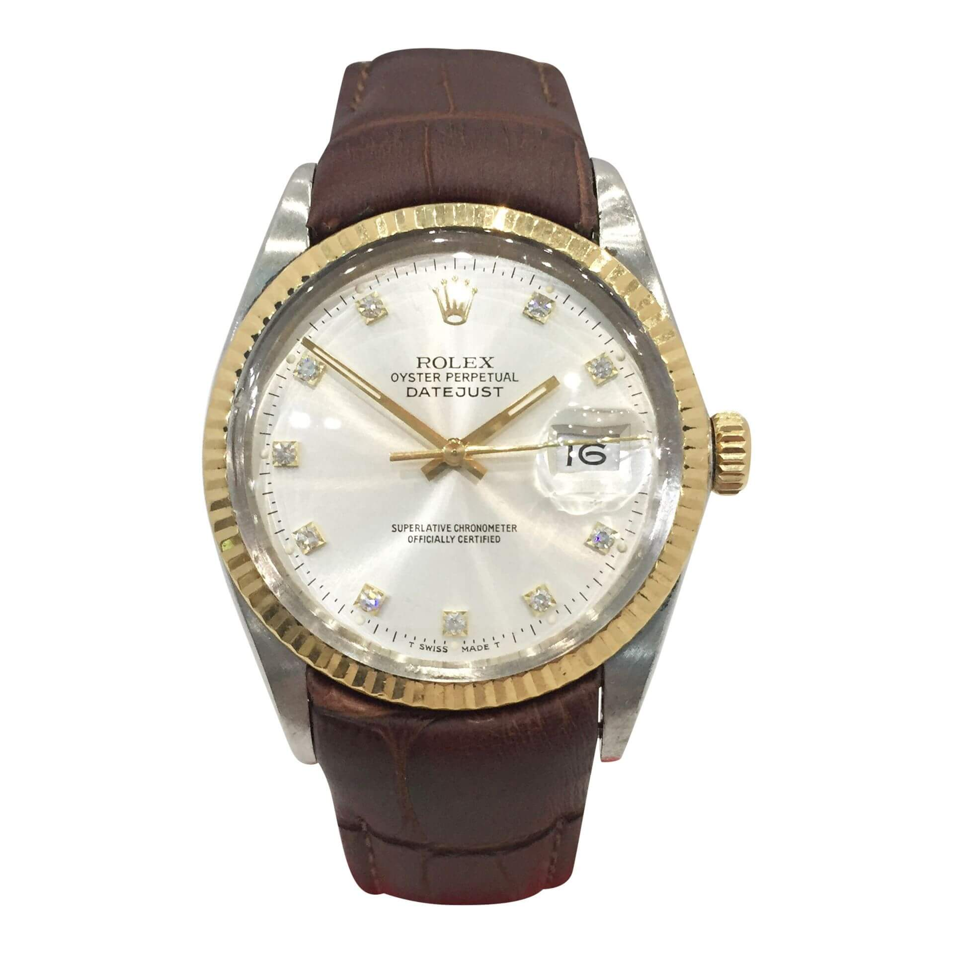 rolex oyster perpetual gold and steel vintage mens watch open rolex oyster perpetual gold and steel vintage mens watch