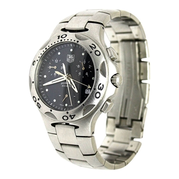 Tag Heuer Kirium chronograph mens vintage watch