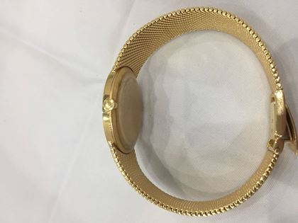 Rolex Genève Cellini 18k gold vintage mens watch