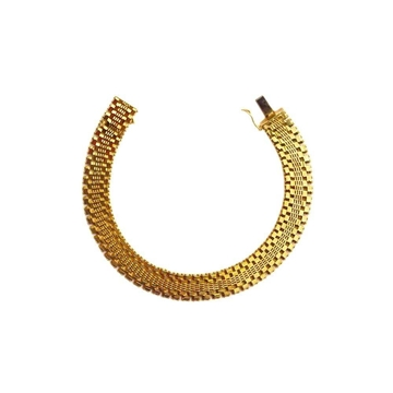 Imperial Gold Fancy Link 14K Gold vintage Bracelet
