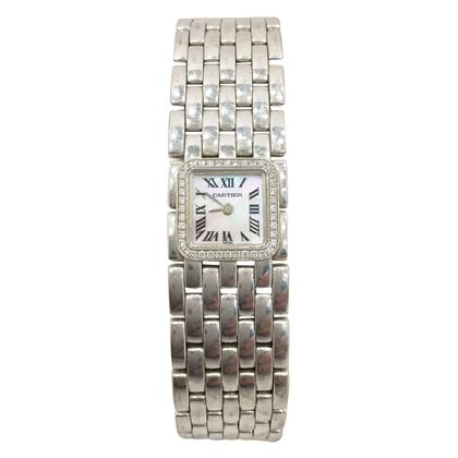 Cartier Model 2422 white gold vintage ladies watch