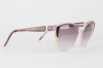 Yves Saint Laurent Marbled Handmade vintage Sunglasses