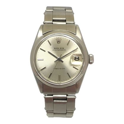 Rolex Qysterdate ladies vintage watch