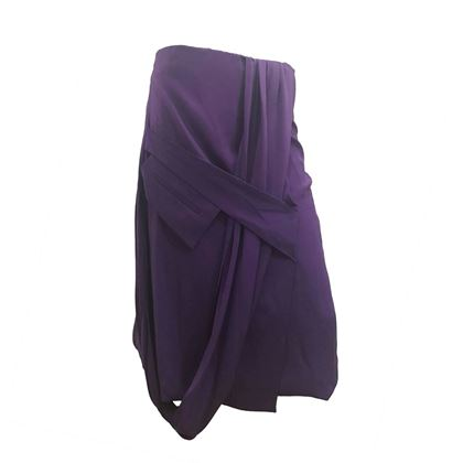 2000s-gianfranco-ferre-purple-skirt