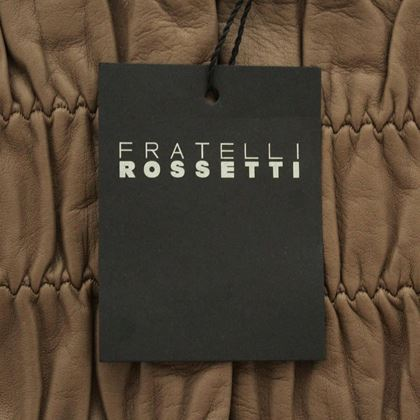 Fratelli Rossetti Leather and silk gloves
