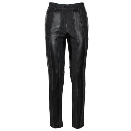 Viktor & Rolf Eco leather jeans