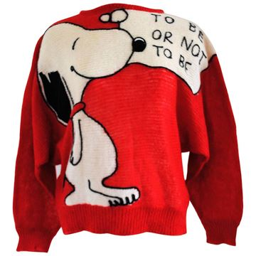 jc-de-castelbajaf-for-iceberg-red-snoopy-sweater-to-be-or-not-to-be