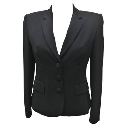 Moschino Cheap and Chic 1990s black Vintage Jacket