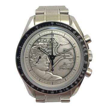 Omega Speedmaster Last man on the moon limited edition mens watch