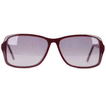 Yves Saint Laurent Rare Unisex Burgundy Vintage Sunglasses