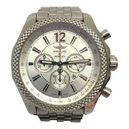 Breitling For Bently limited edtition stainless stell mens watch